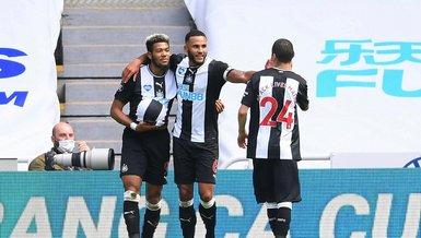 Newcastle United 3-0 Sheffield United | MAÇ SONUCU