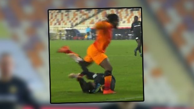 Yeni Malatyaspor - Penalty dispute in Galatasaray match!  Here are those moments