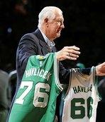 Boston Celtics'in eski yıldızı Havlicek vefat etti