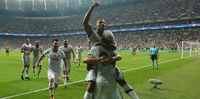 Beşiktaş'ta Quaresma, Oğuzhan, Tolgay ve Atiba dönüyor!