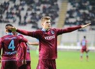 Trabzonspor'un yıldız golcüsü Sörloth sosyal medyayı salladı!