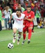 Tunus'la yenişemedik! Tunus 2-2 Türkiye (Özet)