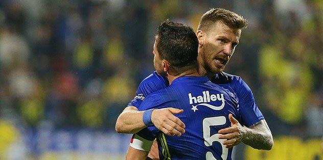 Fenerbahçe'den flaş karar! Serdar Aziz...